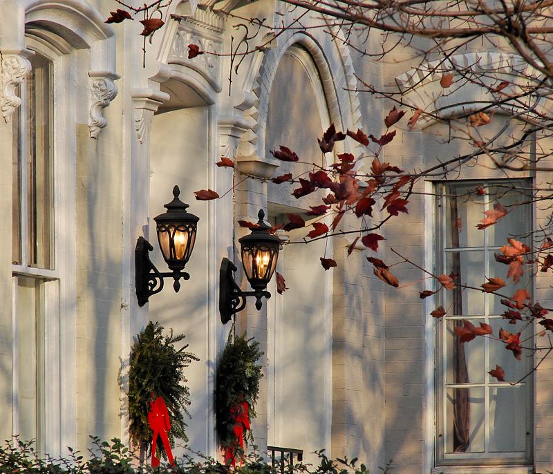 Holiday Shadows