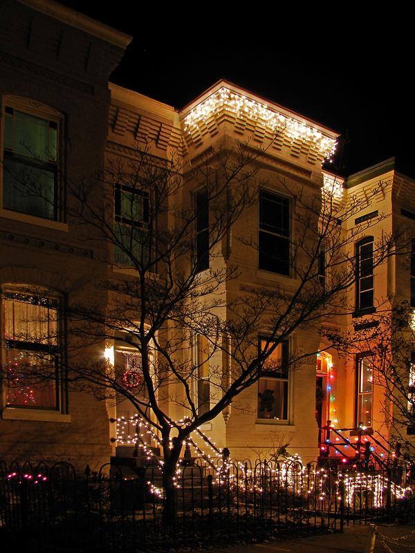 Our festive neighborhood