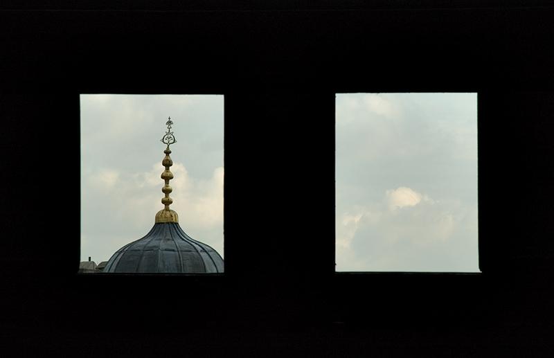 Window Dome (Sandwich, Layers Challenge)