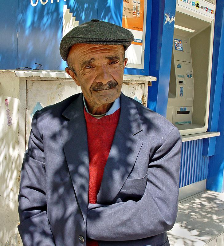 The ATM Man