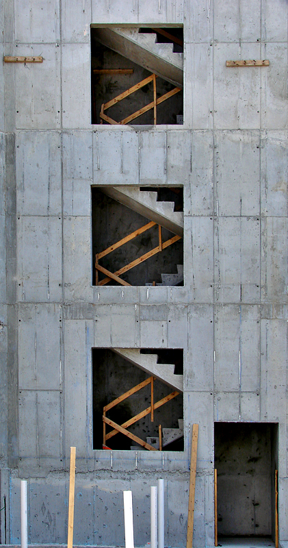 Stairway to Nowhere (3rd place, Concrete Jungle Challege)