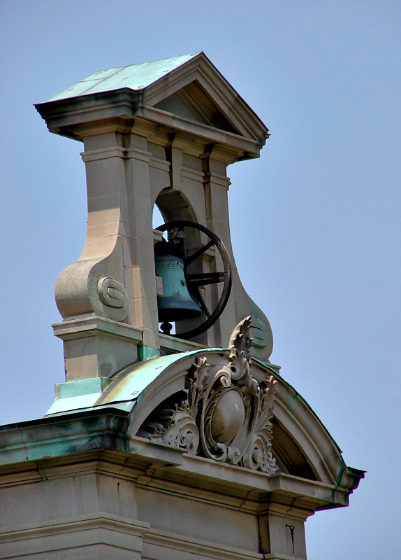 Mansion detail