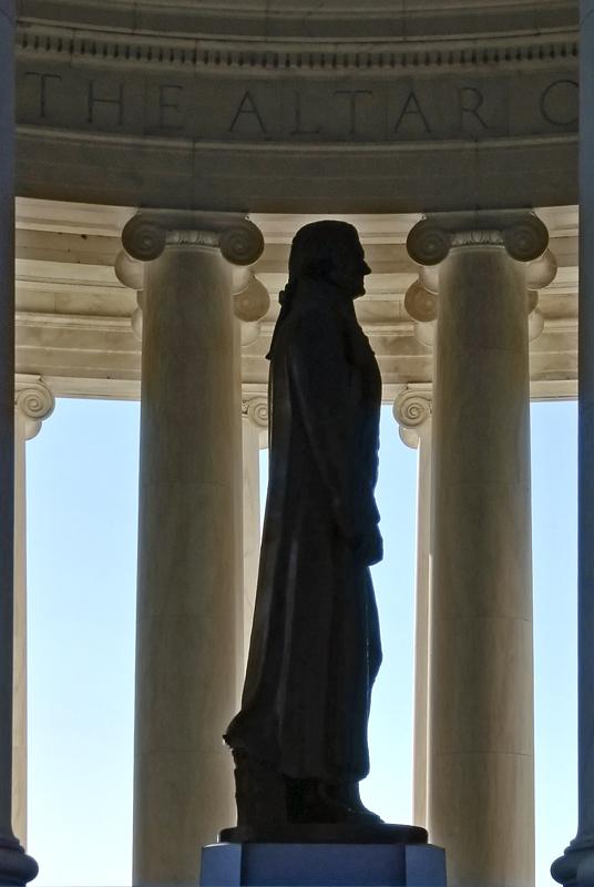Jefferson Memorial: The Essence