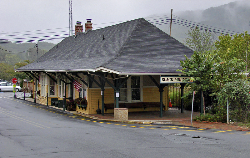 Train station to art gallery