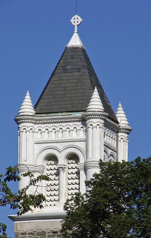 North Carolina Ave. steeple