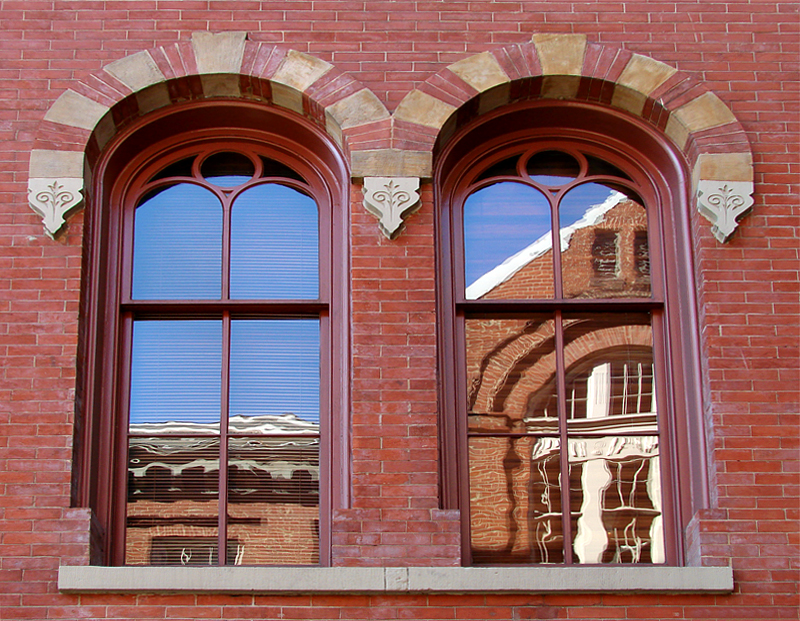 Sumner School detail