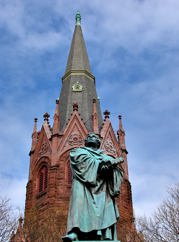Martin Luther and the Luther Place Church