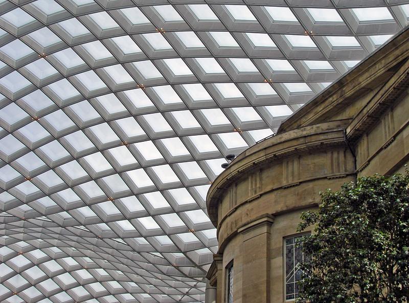 National Portrait Gallery atrium