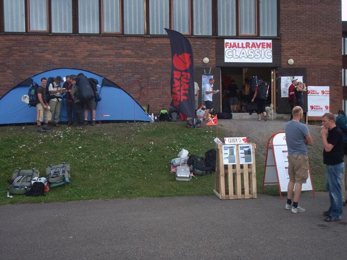 Fjllräven Classic center