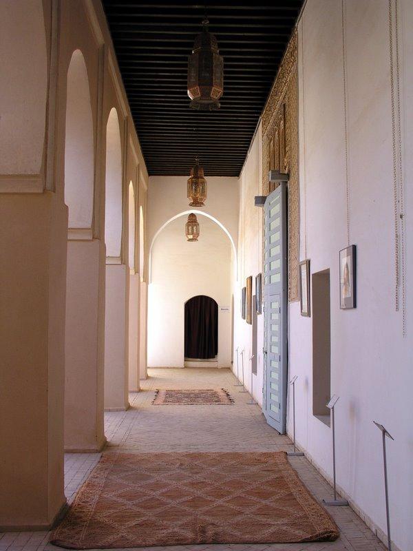 038 Sahara - Berber Museum interior.JPG