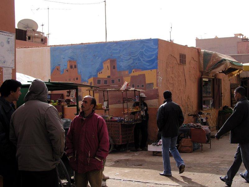 038 Tineghir street scene.JPG