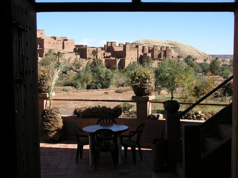 029 Cafe view of Ait Benhaddou.JPG