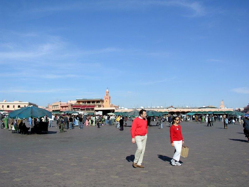 098 Marrakech - Jamaa El Fna Square.JPG