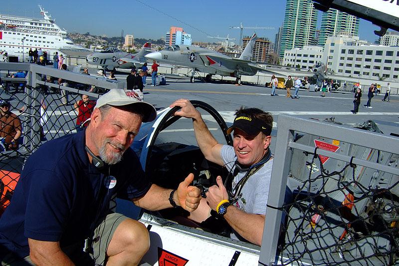 Dad & Royce