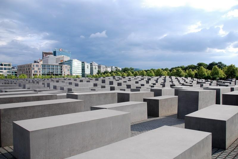 Berlin holocauste memorial 10.