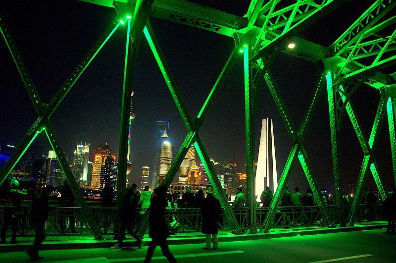 Waibaidu Bridge.