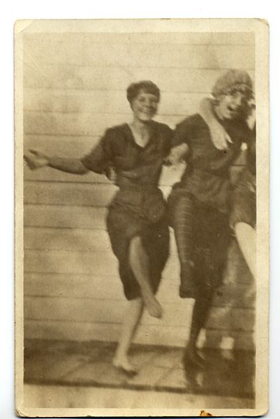 Myrtle and Eunice