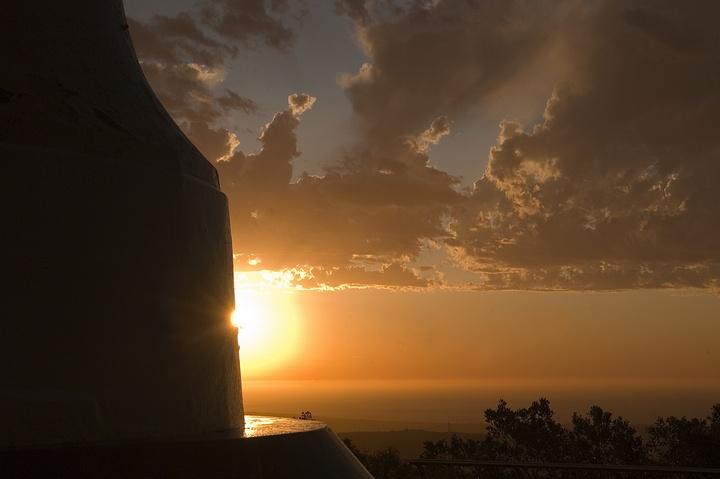 Mount Lofty sunset-3