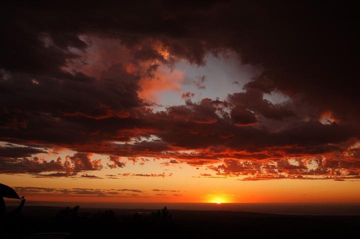 Mount Lofty sunset 4