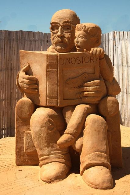sand sculpture 7