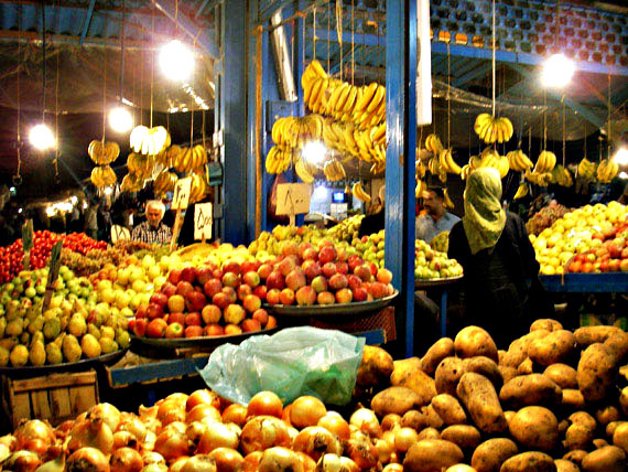 Iranian Ignorant shop keepers