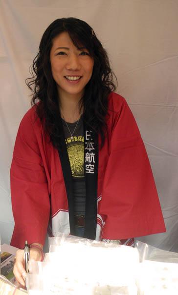 Smiling Miyo