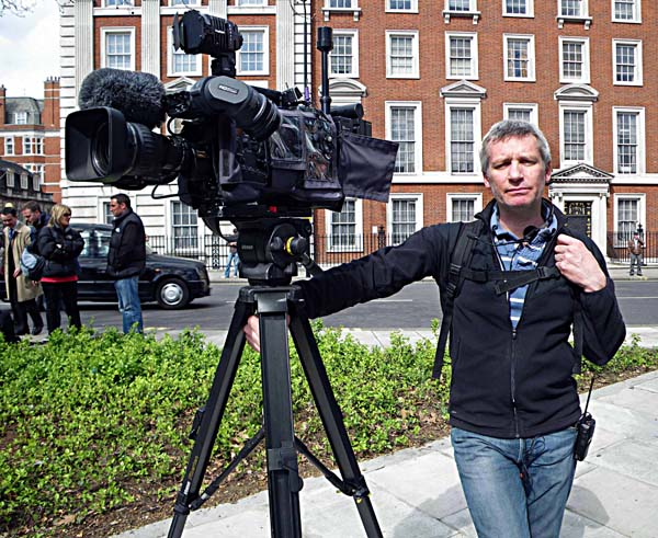Patrick, the Filmmaker