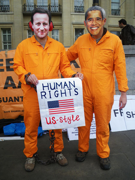 Human Right - US Style