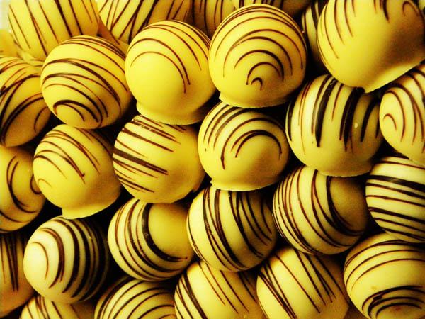Sweet Yellow Harrods Ball