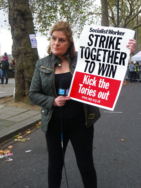 Strike Together To Win
