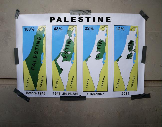 Land of Palestine
