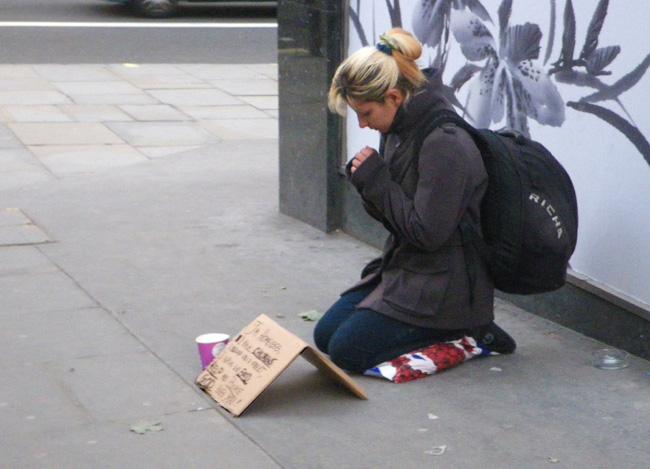 Another Beggar From Czecho Republic