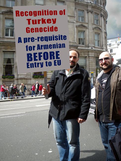 Recognition of Turkey Genocide