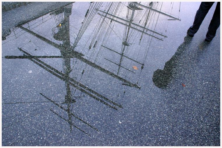 Bergen reflection 1