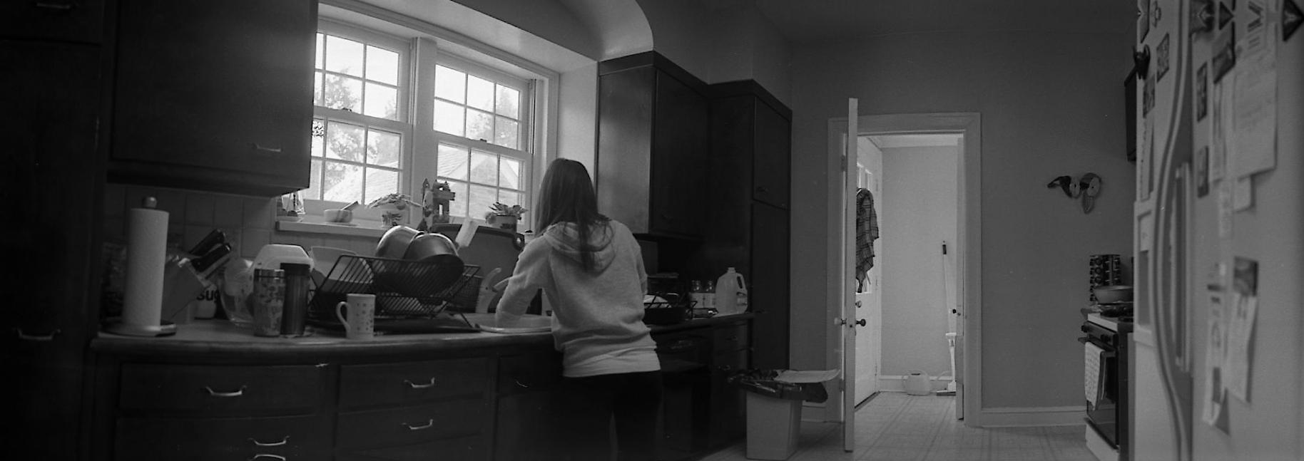 Kitchen Clean-up