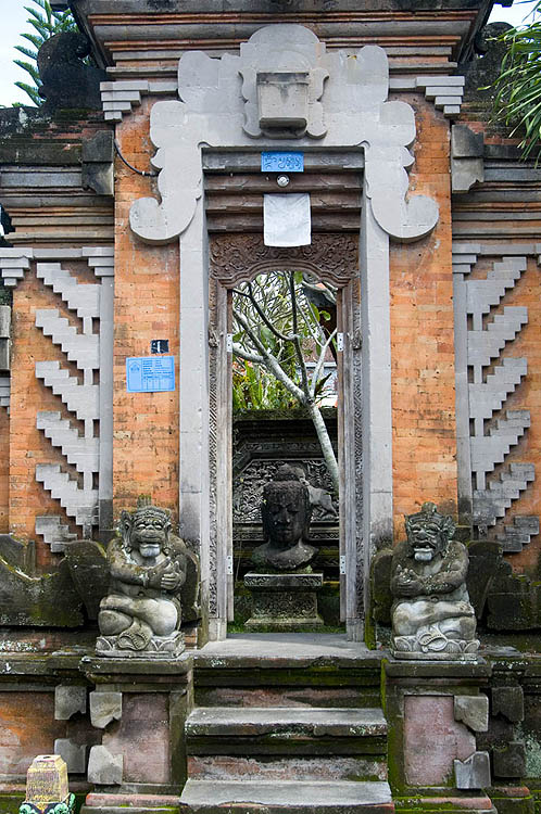 Balinese doors an infinite variety & Balinese doors: an infinite variety photo - Philip Game photos at ...