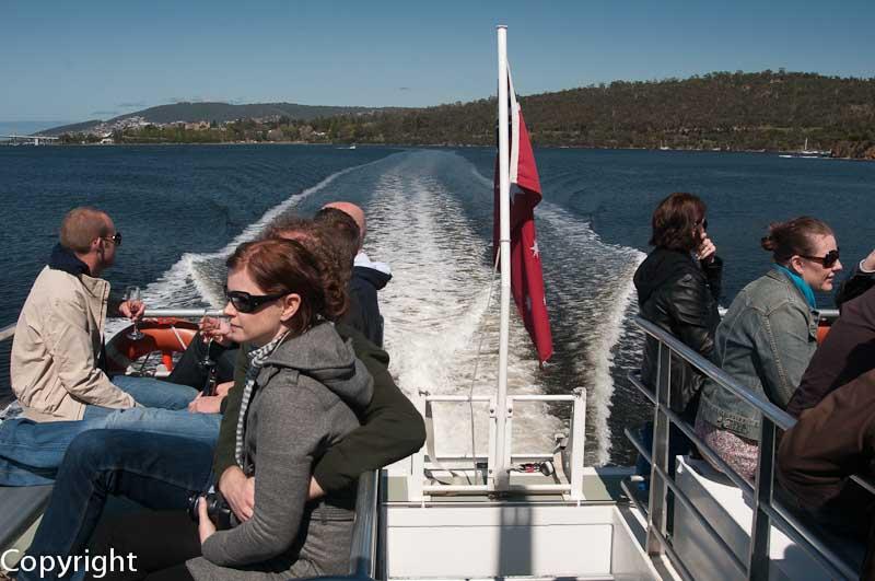 Derwent cruise to reach MONA upriver