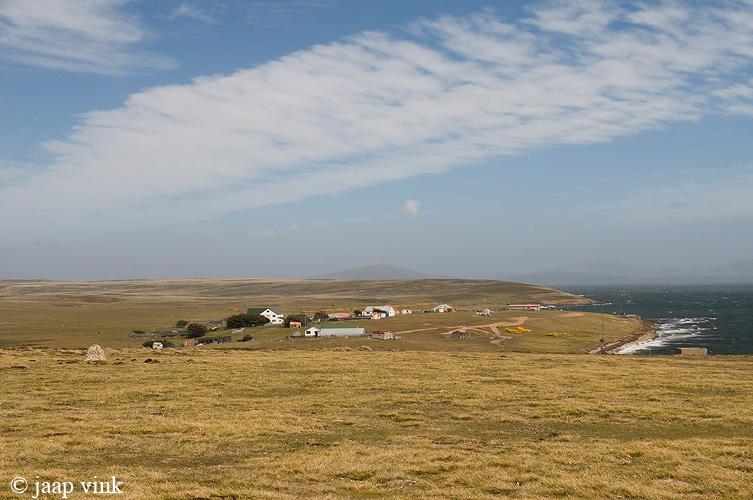 Pebble Island Settlement
