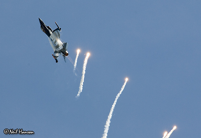 Royal Netherlands Air Force F-16C