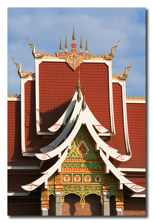 Templo Budista - Buddhist Temple