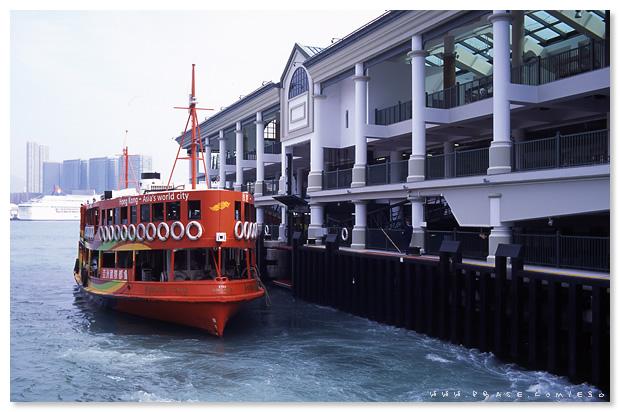 New Central Pier - 新天星碼頭