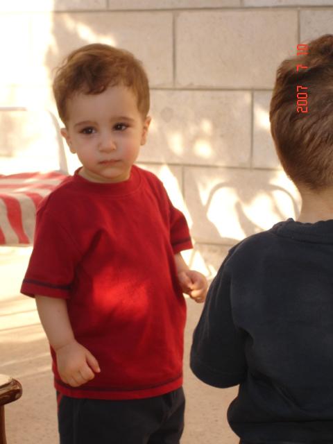 Sanad  Qais and Ahmad 10.7.2007 004.jpg