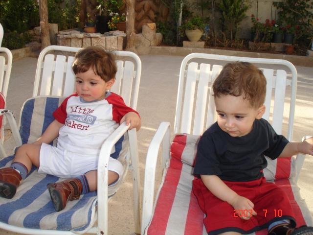Sanad  Qais and Ahmad 10.7.2007 008.jpg