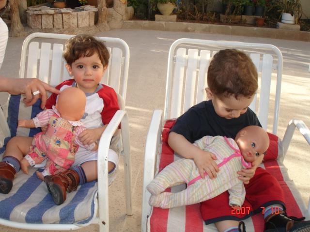 Sanad  Qais and Ahmad 10.7.2007 009.jpg