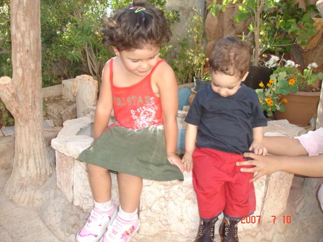 Sanad  Qais and Ahmad 10.7.2007 034.jpg