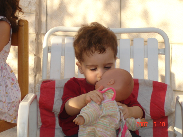 Sanad  Qais and Ahmad 10.7.2007 057.jpg