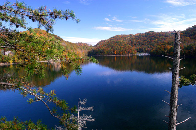 Local Scenery #5 (John Flannagan Lake)