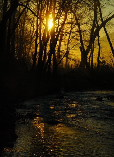 Sunrise - Abrams Creek