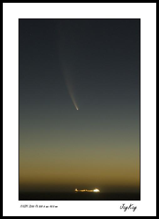 Mc Naughts Comet