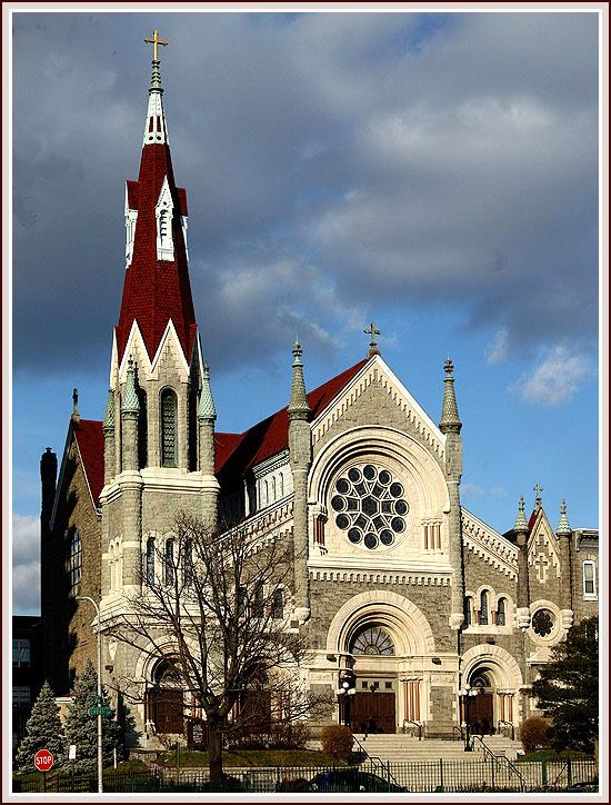 St. Francis Xavier Church, Philadelphia